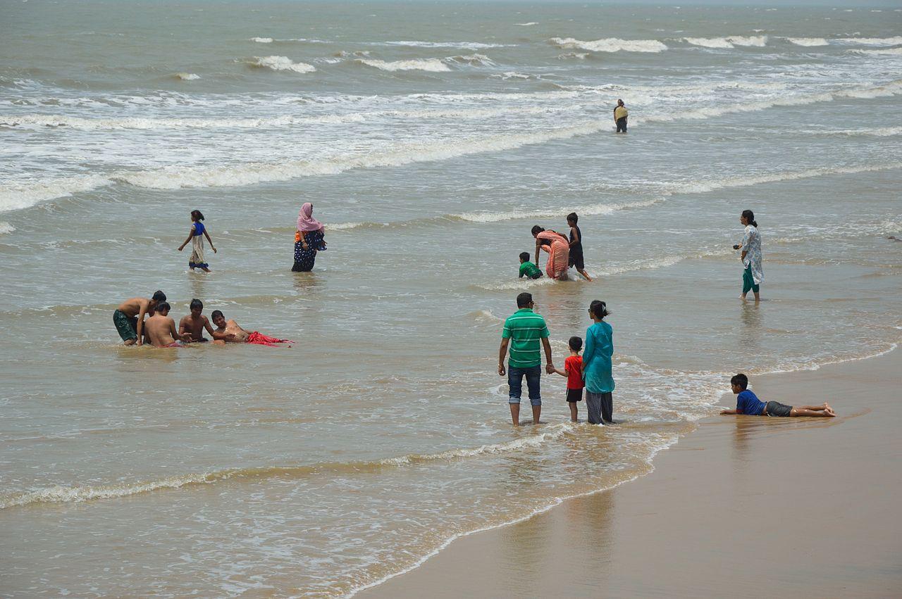 Top Beach in West Bengal-Shankarpur Beach
