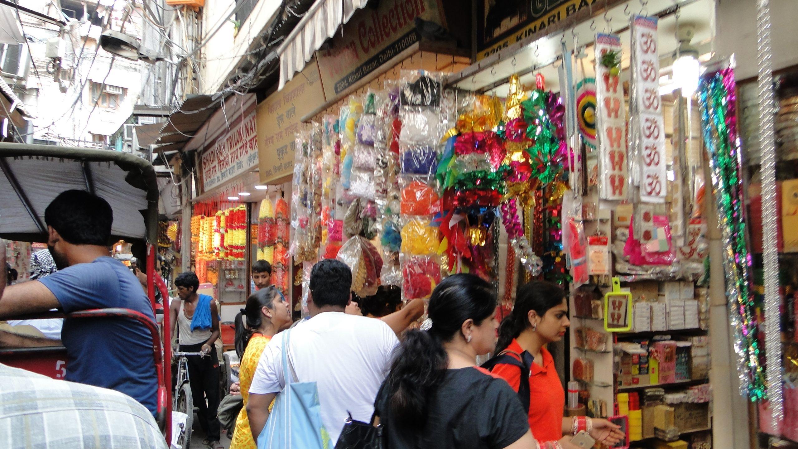 Shankar Marker Amazing Market to Shop in Delhi