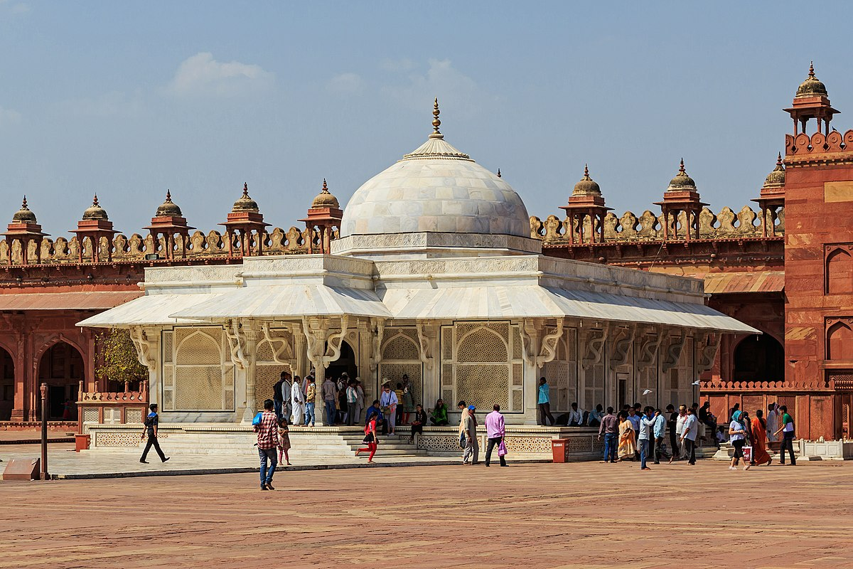 Sheikh Salim Chisti Tomb-Amazing Must-Visit Places in Fatehpur Sikri