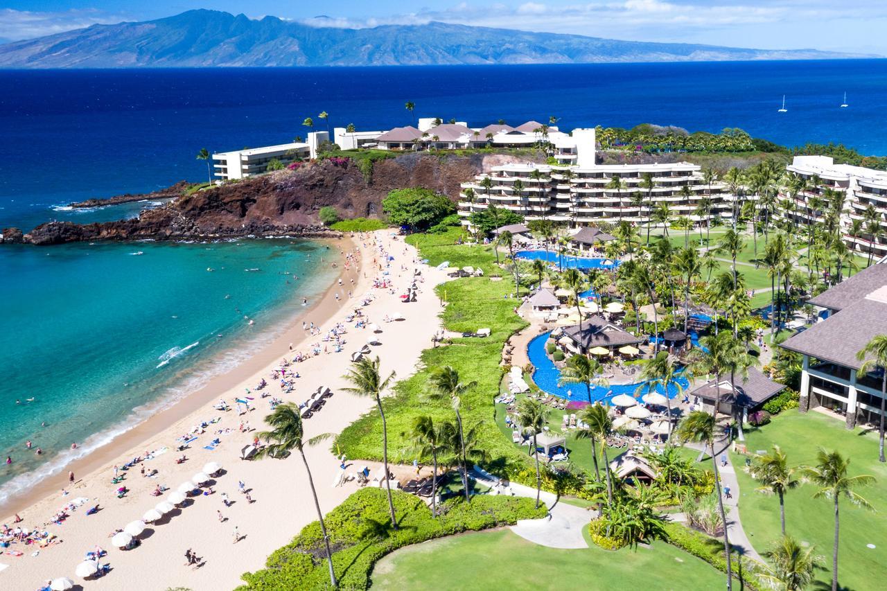 Top Fantastic Beach Resort in Hawaii-Sheraton Maui Resort and Spa
