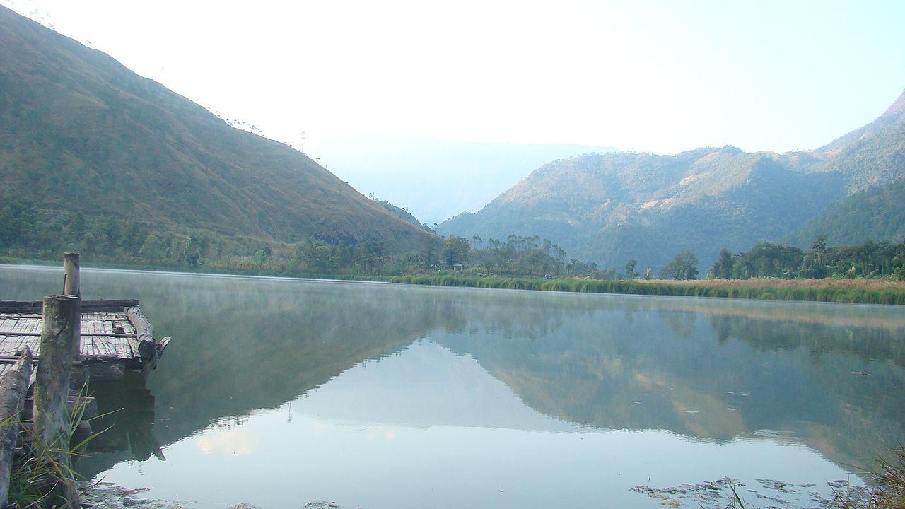 Shilloi Lake