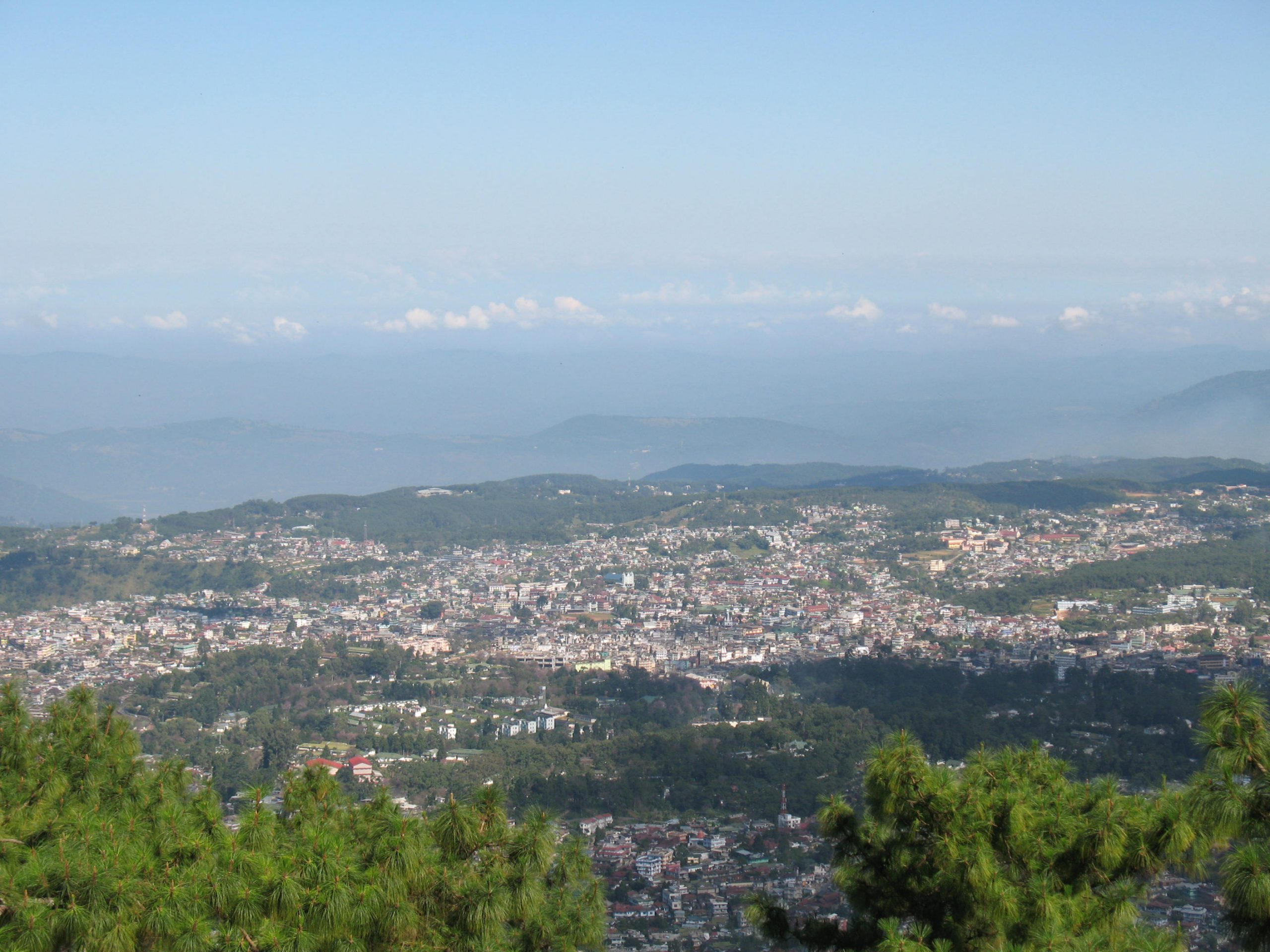 Place to Visit In Shillong - Shillong Peak
