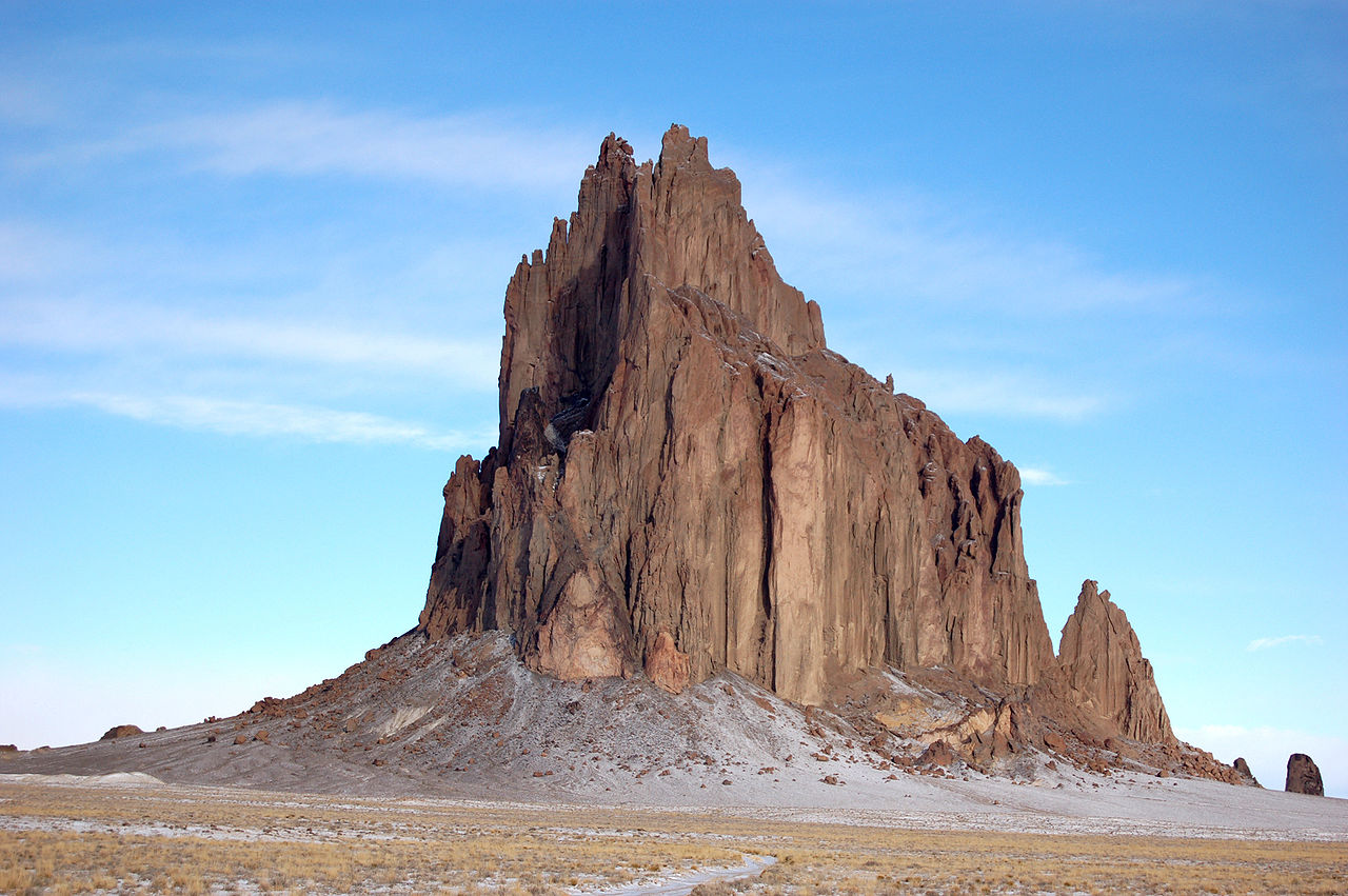 Sightseeing Place to Visit In New Mexico-Shiprock
