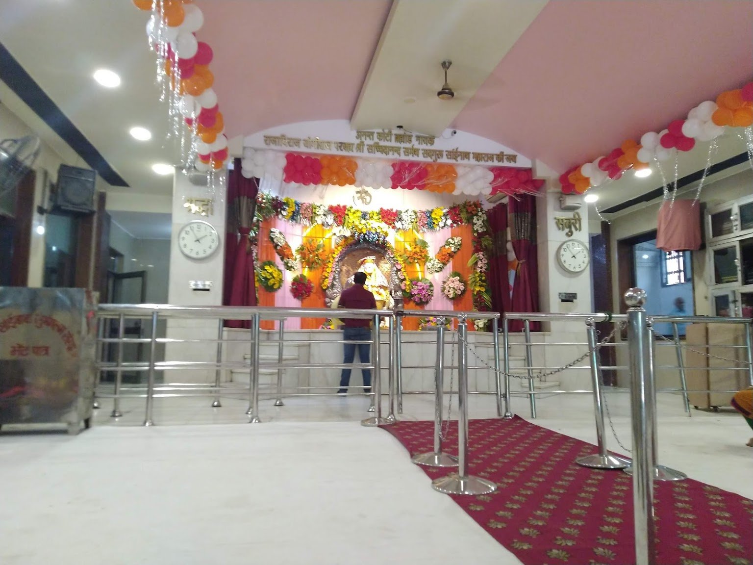 Shirdi Sai temple - Top Rated Destination For A Day Out In Faridabad