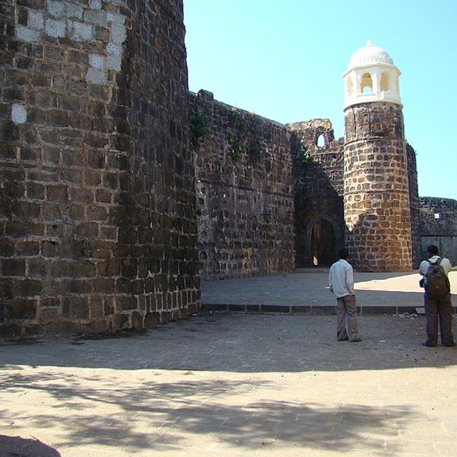 Shirgaon Fort