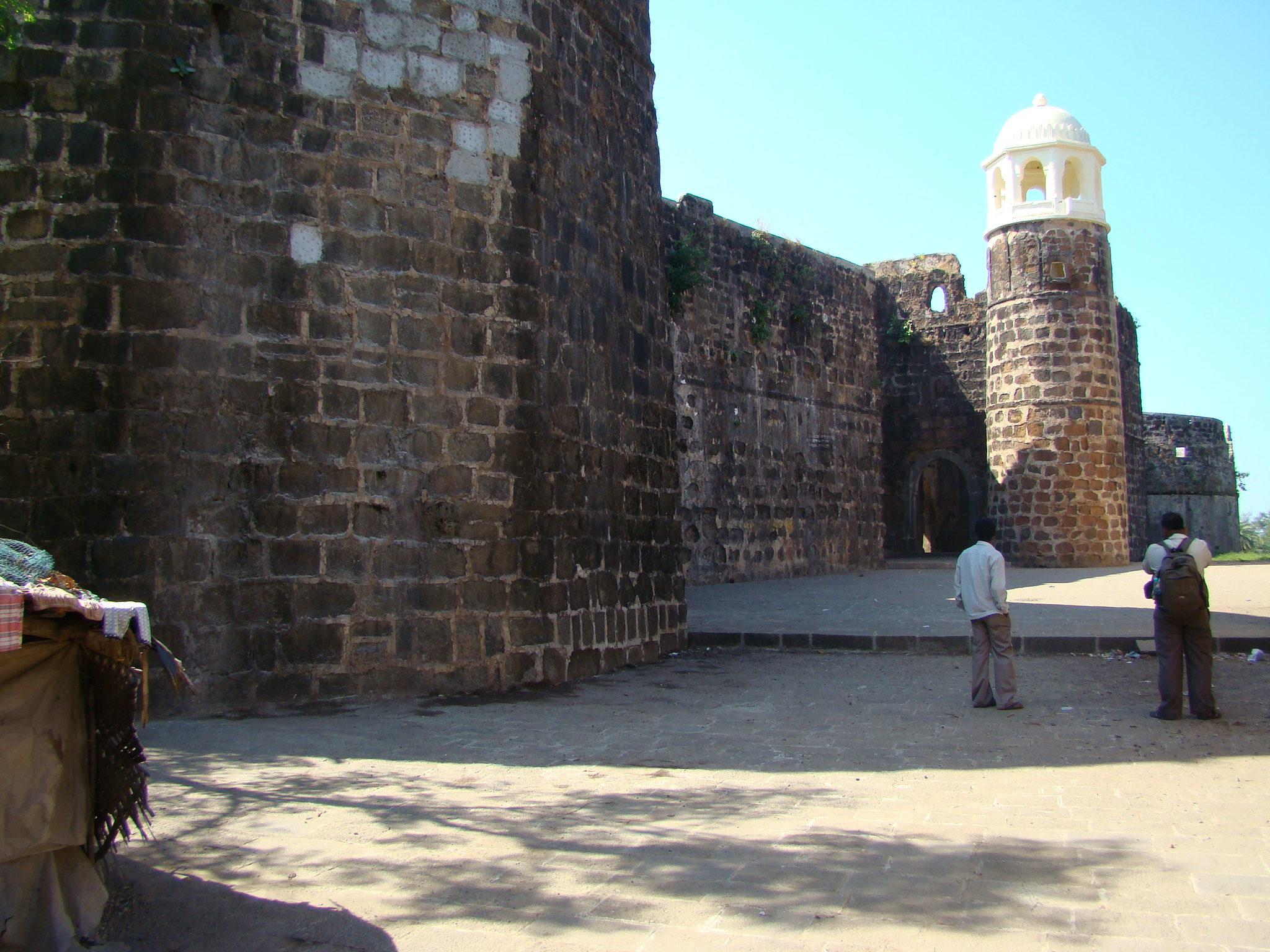 Historical Importance of the Shirgaon Fort