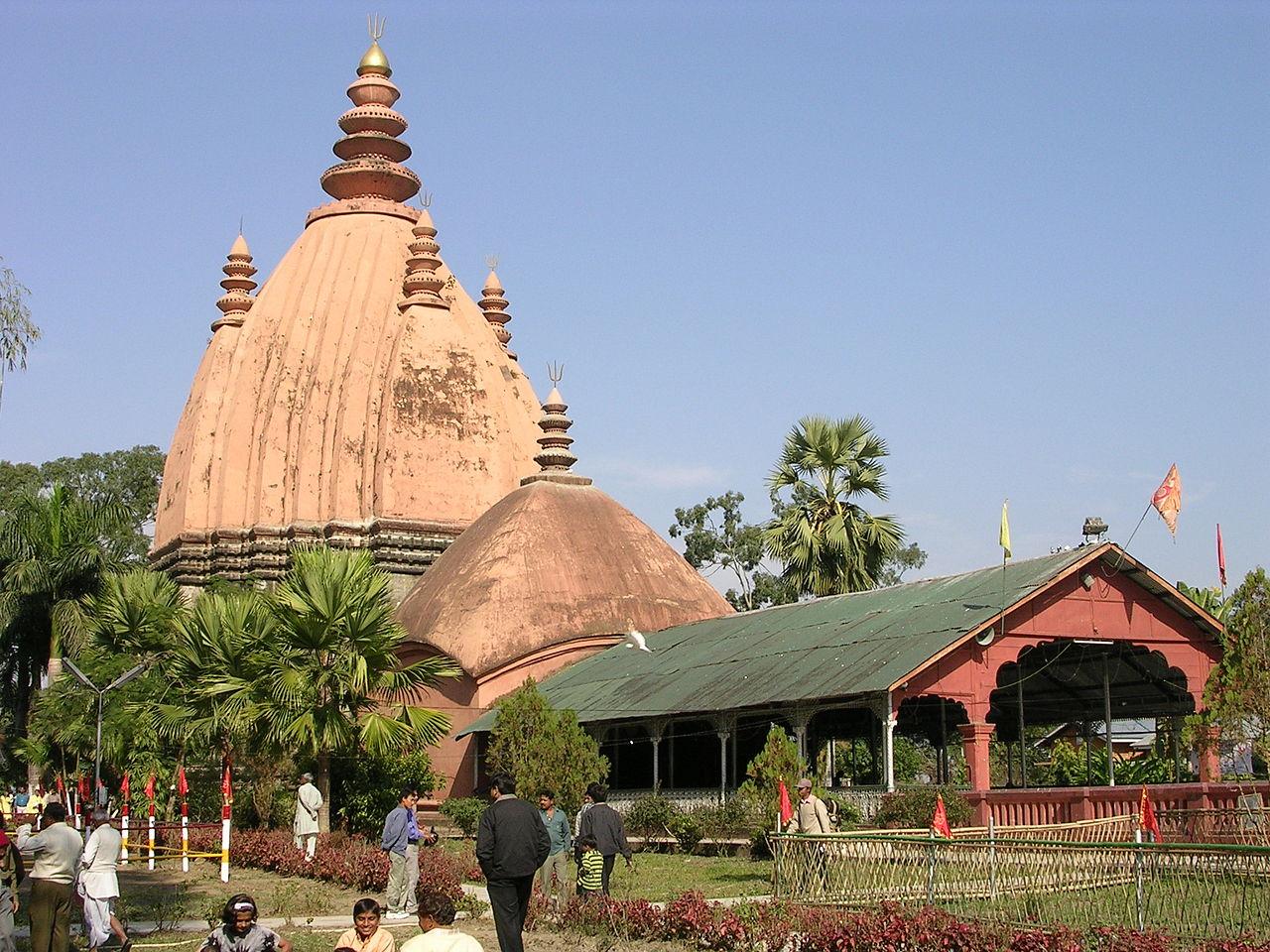 Sightseeing Place to Visit in Sivasagar-Shiva Dol