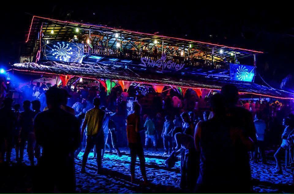 Shiva Valley - Best Nightlife Places in North Goa