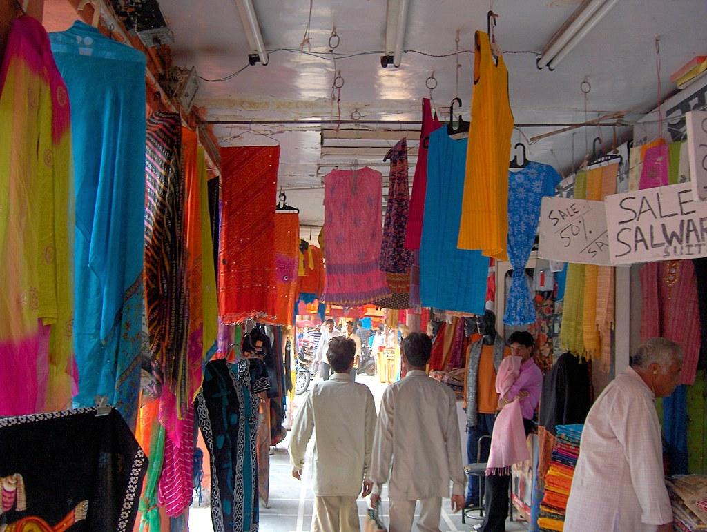 Shivaji Circle Market Panchgani