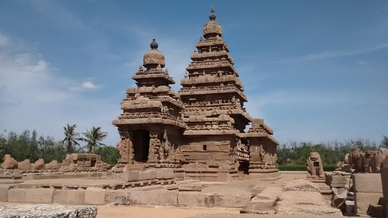 Shore Temple - Top Place To Visit In Mahabalipuram