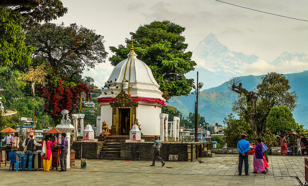 Shree Bindhyabasini Temple - Best Place to See in Sarangkot