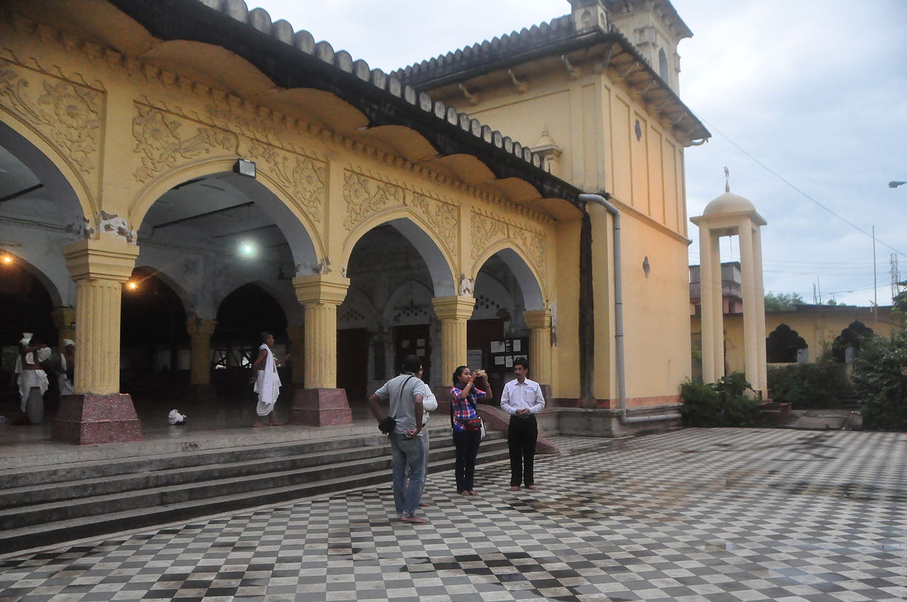 Amazing Place That Are Worth Visiting in Manipur-Shree Govindajee Temple
