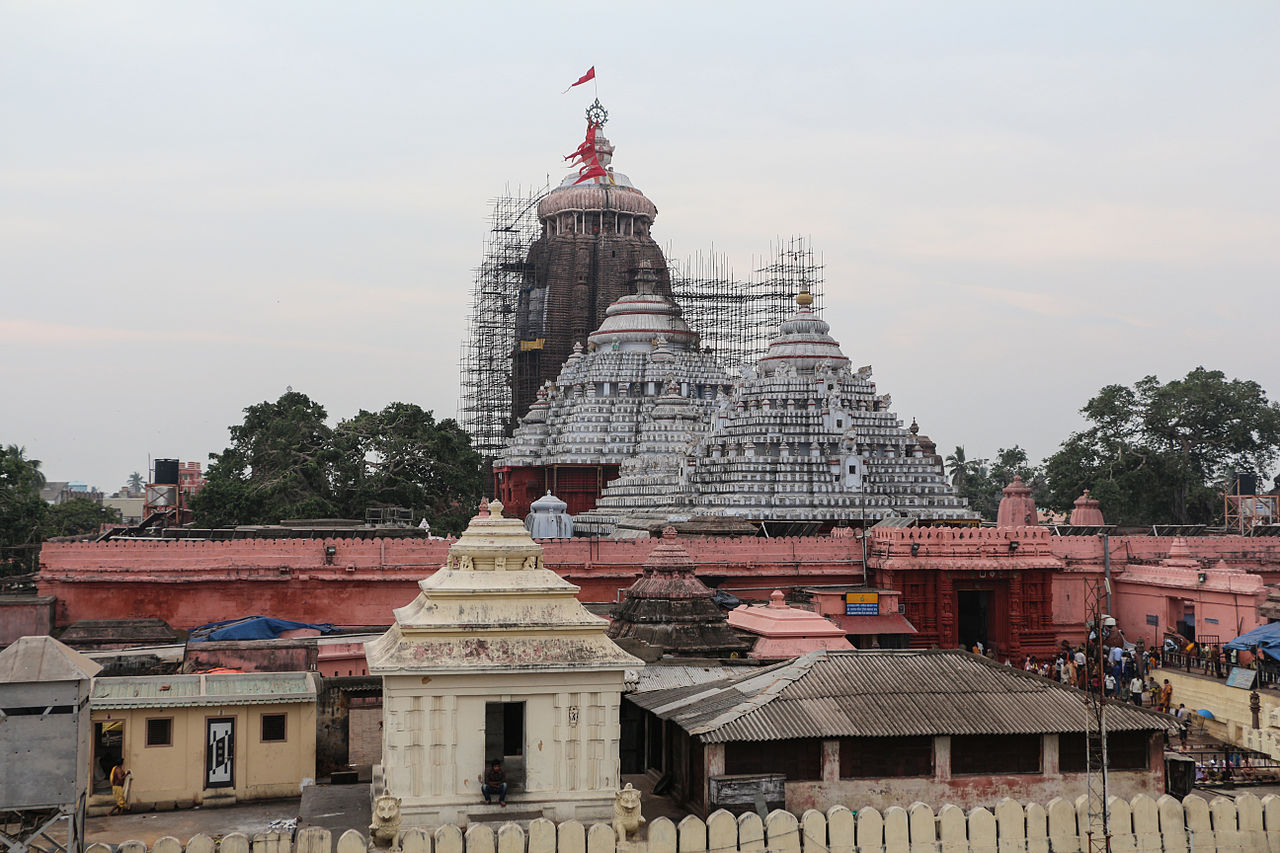 Shree Jagannath Puri Temple
