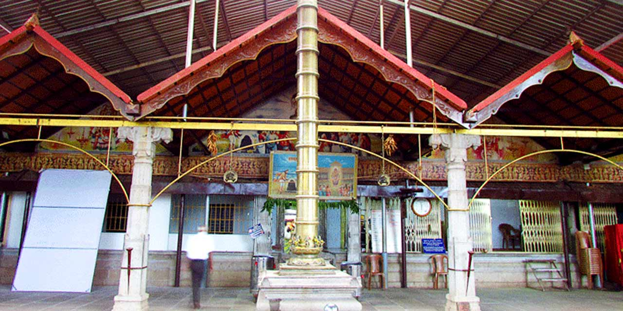 Origin, History, Festivals of Shree Mangaladevi Temple