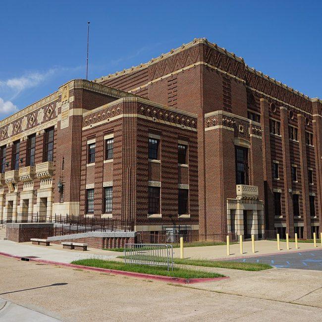 Shreveport Municipal Memorial Auditorium - Historical Site and Landmark in Louisiana