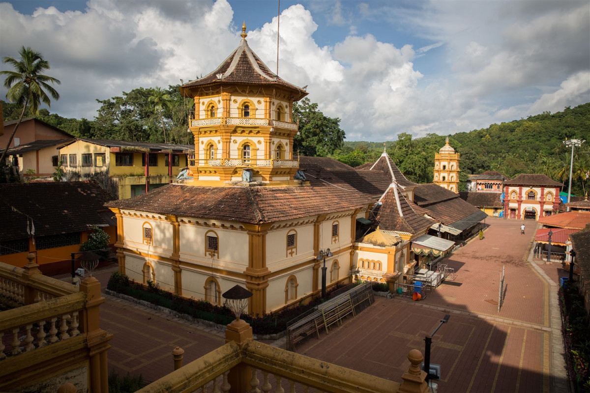 Shri Kamakshi Temple - Go On A Spiritual Journey to Best Temples in Goa