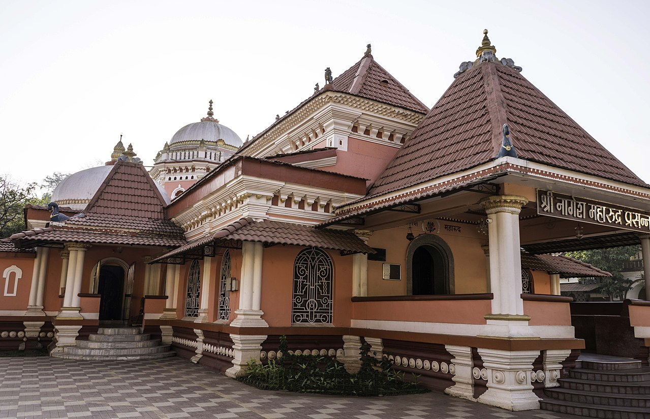Shri Nagesh Temple - Go On A Spiritual Journey to Best Temples in Goa