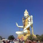 Shri Nageshwar Mahadev Temple in Dwarka, Gujarat
