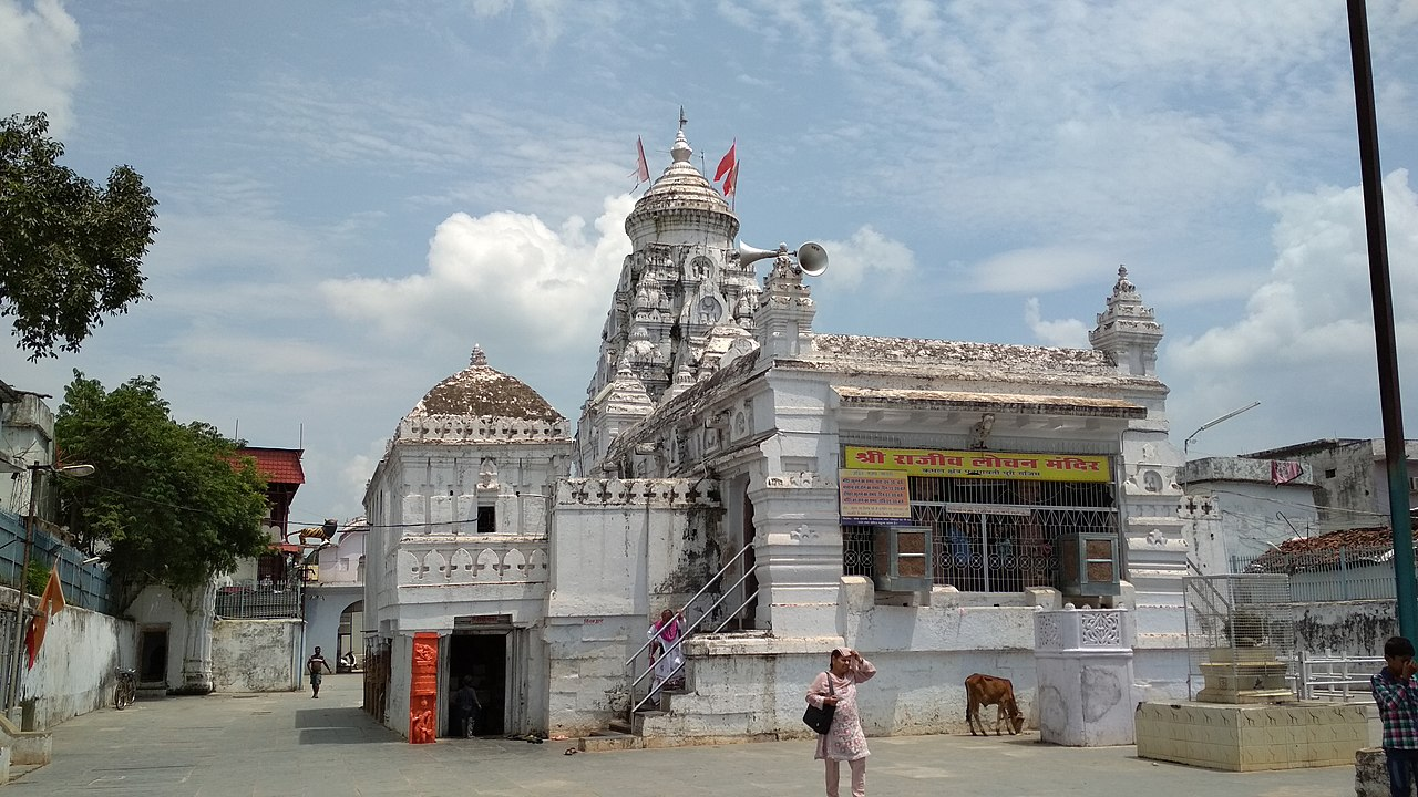Famous Tourist Location to Visit in Arang, Chattisgarh-Shri Rajiv Lochan Mandir