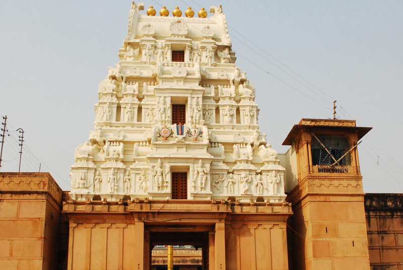 Popular Temple in Vrindavan-Shri Ranganatha Mandir