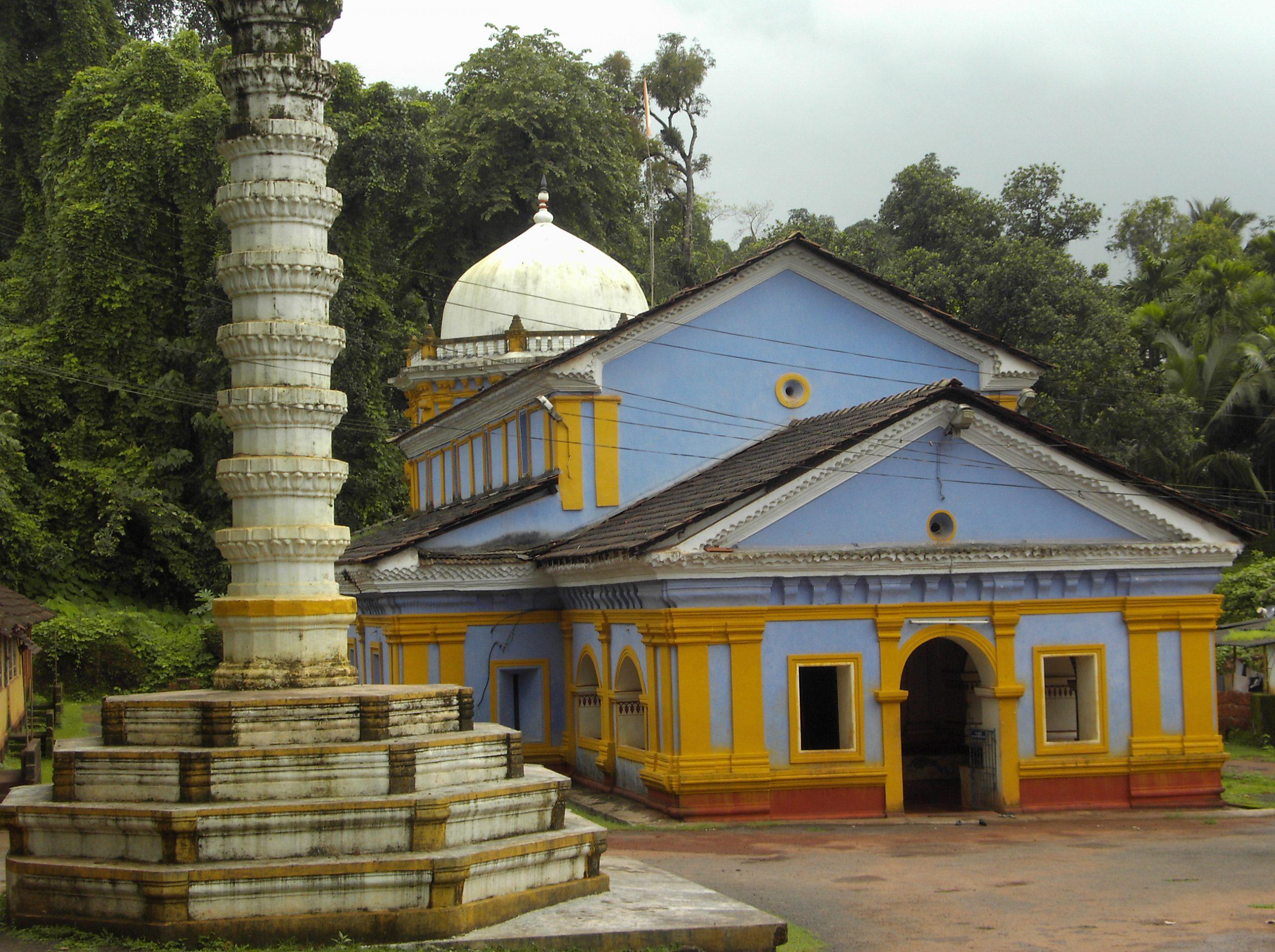 Shri Saptakoteshwar Temple - Go On A Spiritual Journey to Best Temples in Goa