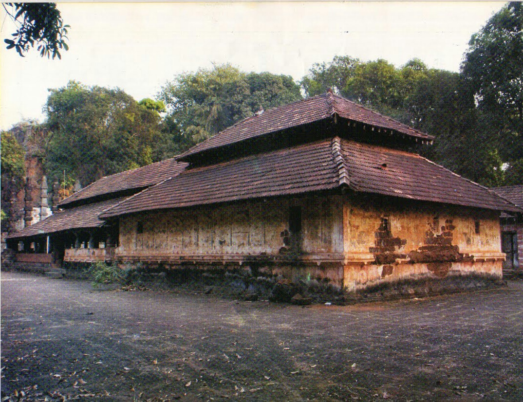 Place To Visit Near Vijaydurg Fort-Shridevi Rameshwar Temple