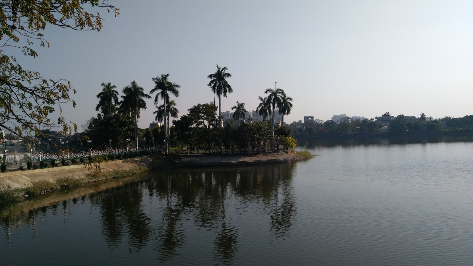 Top-Rated Weekend Destination from Gondia, Maharashtra-Shukrawari Lake, Nagpur