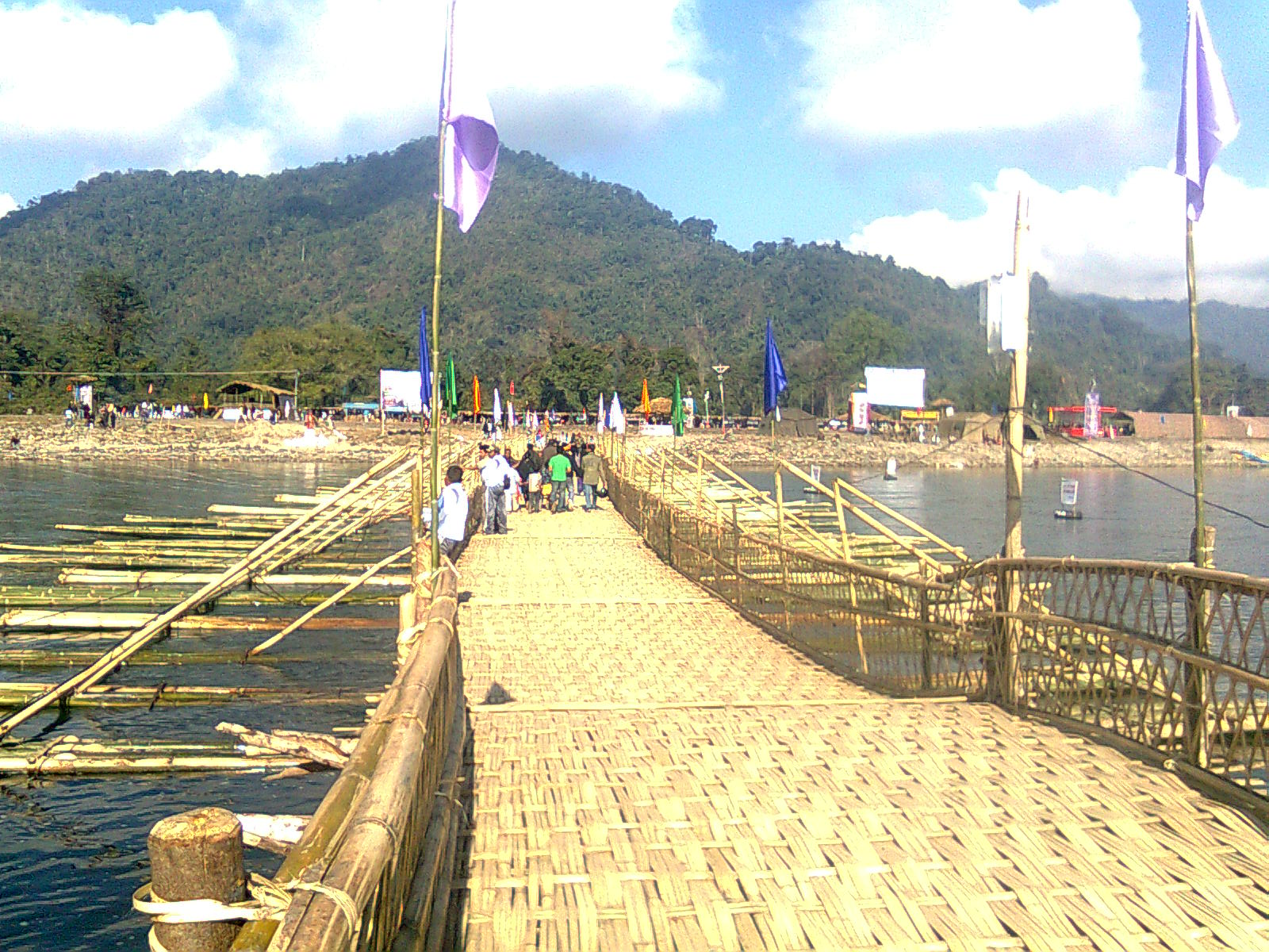 Amazing Festival Of Arunachal Pradesh-Siang River Festival (Yomgo River Festival)