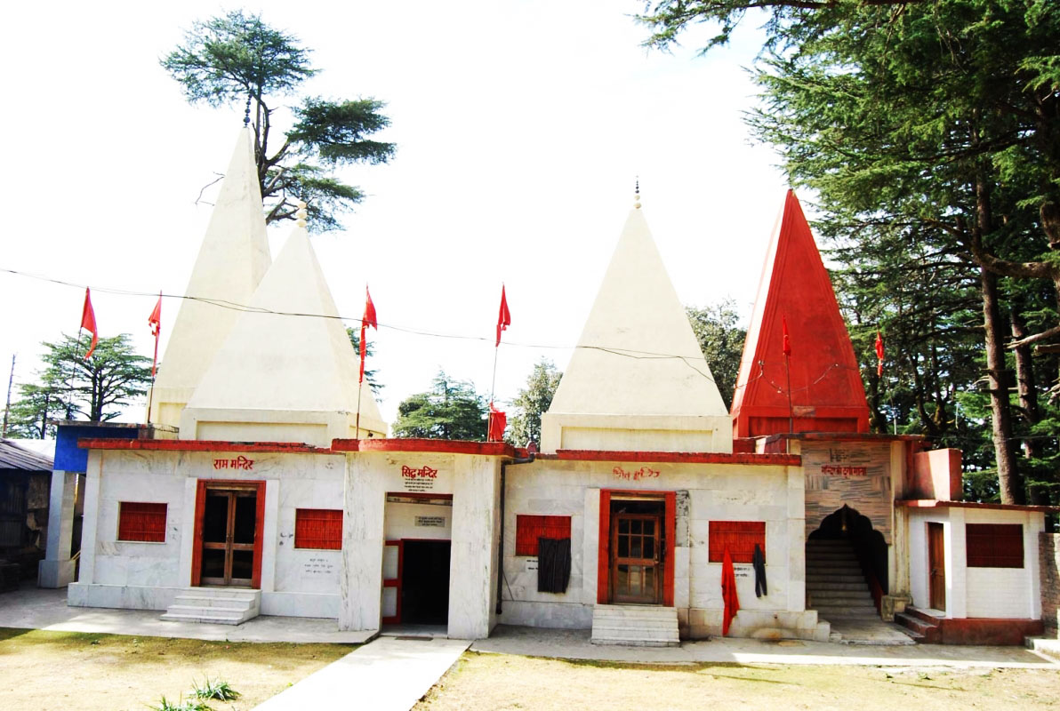 Amazing Place to Visit in Chail-Siddh Baba ka Mandir