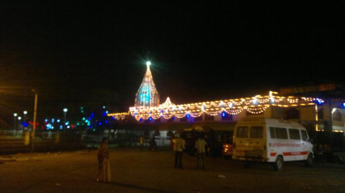 Siddhivinayak Mahaganapati Temple of Titwala Experience