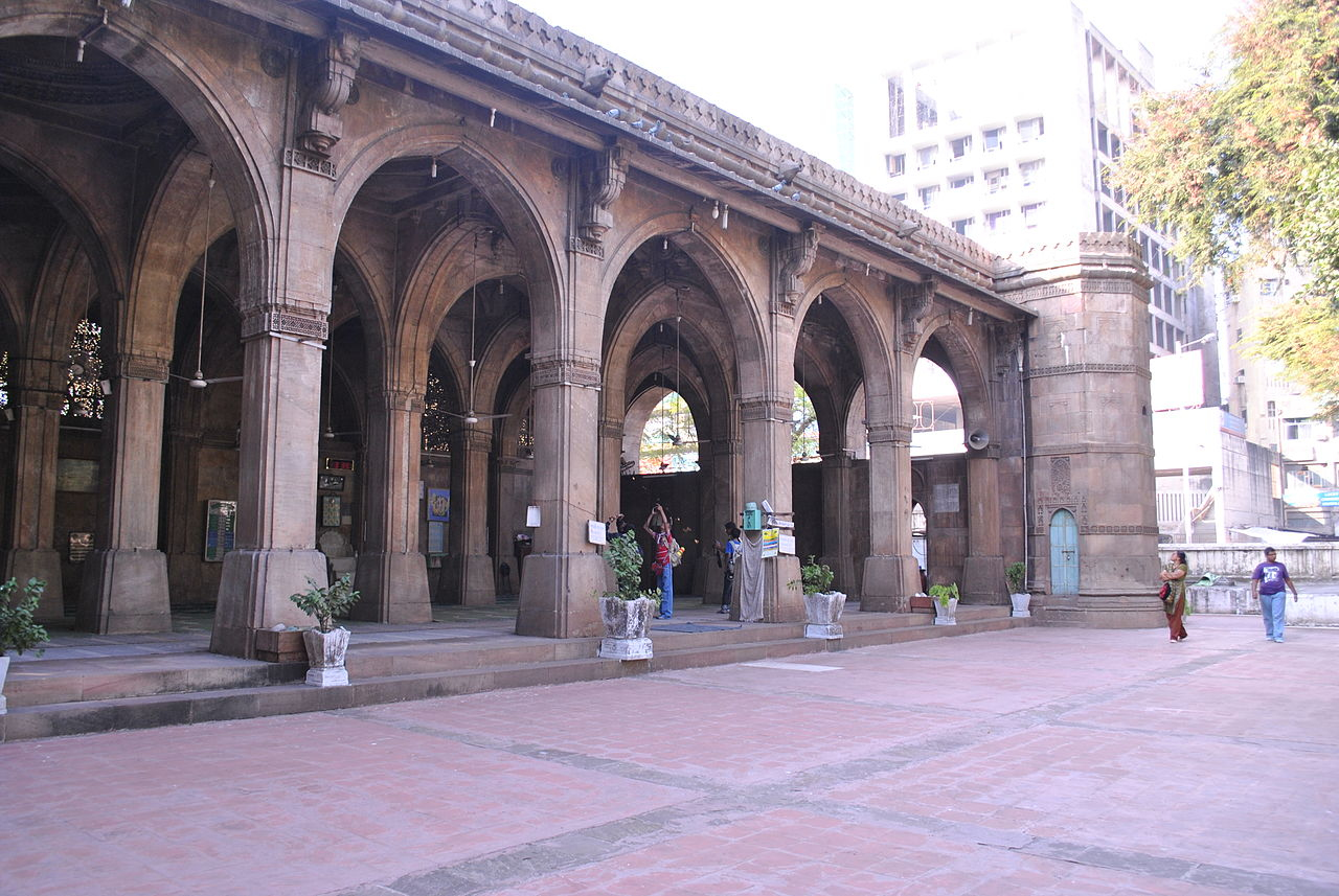 Siddi Sayed Mosque History in Ahmedabad