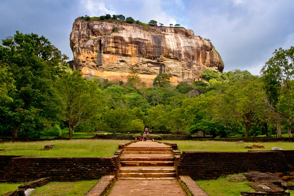 Sigiriya and Polonnaruwa Best Place to Visit in Sri Lanka