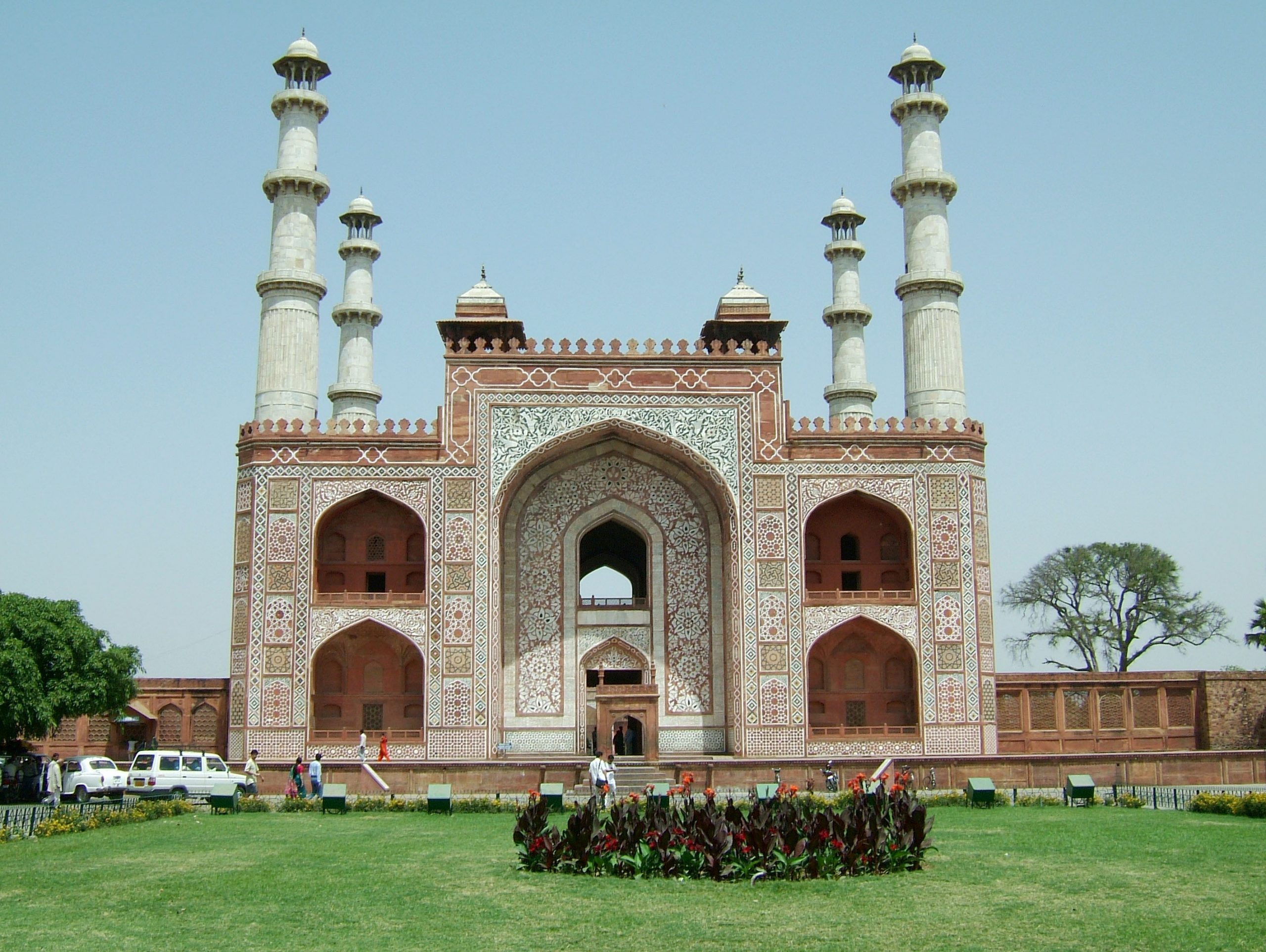 Amazing Place in Agra-Sikandra Fort