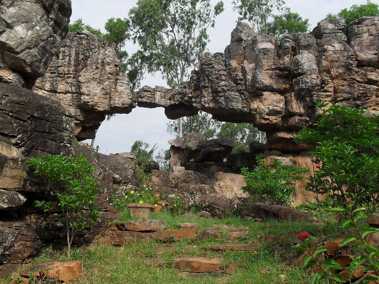 Silathoranam, Tirupati-Amazing Place to Visit In Tirupati