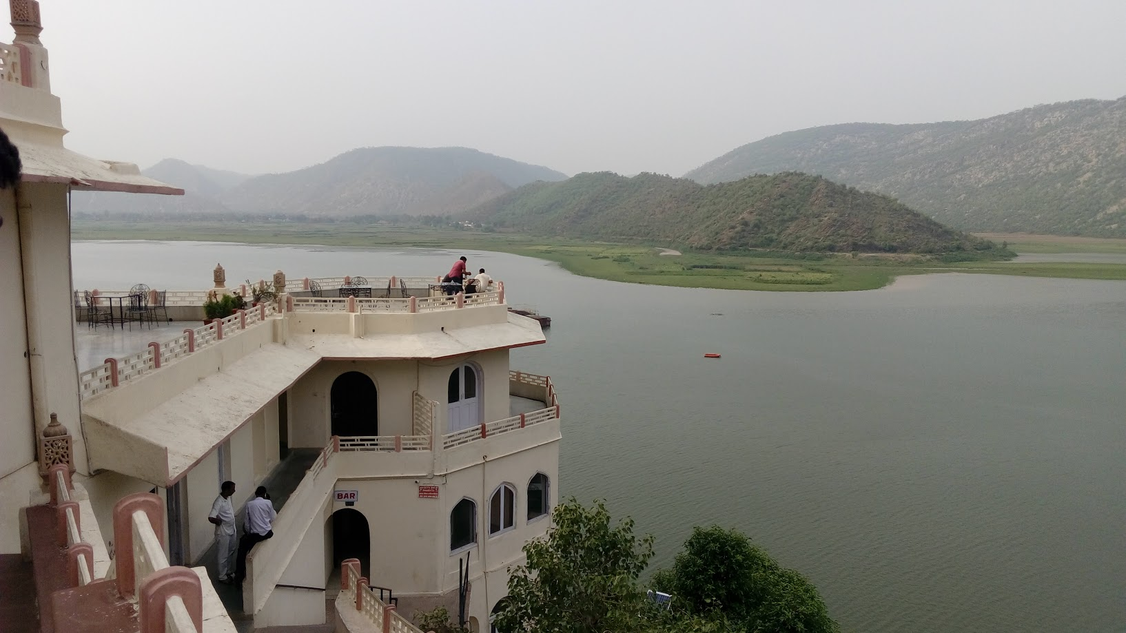 Popular Place to Visit in Alwar-Siliserh Lake and Palace
