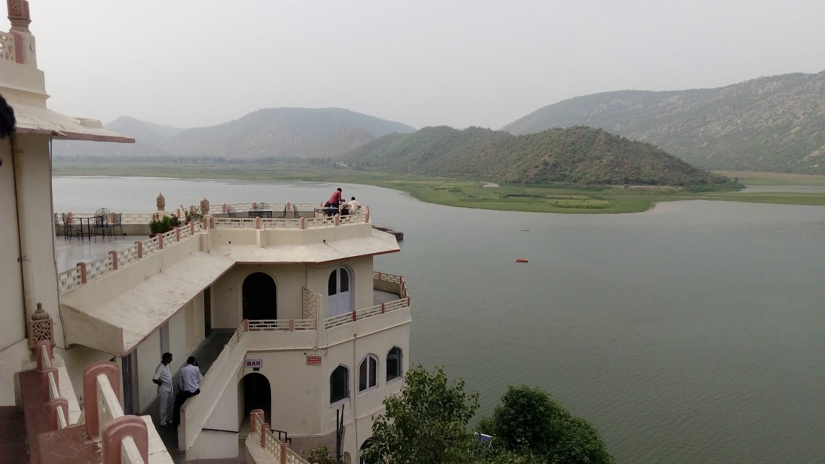 Popular Place to Visit in Alwar-Siliserh Lake and Palace