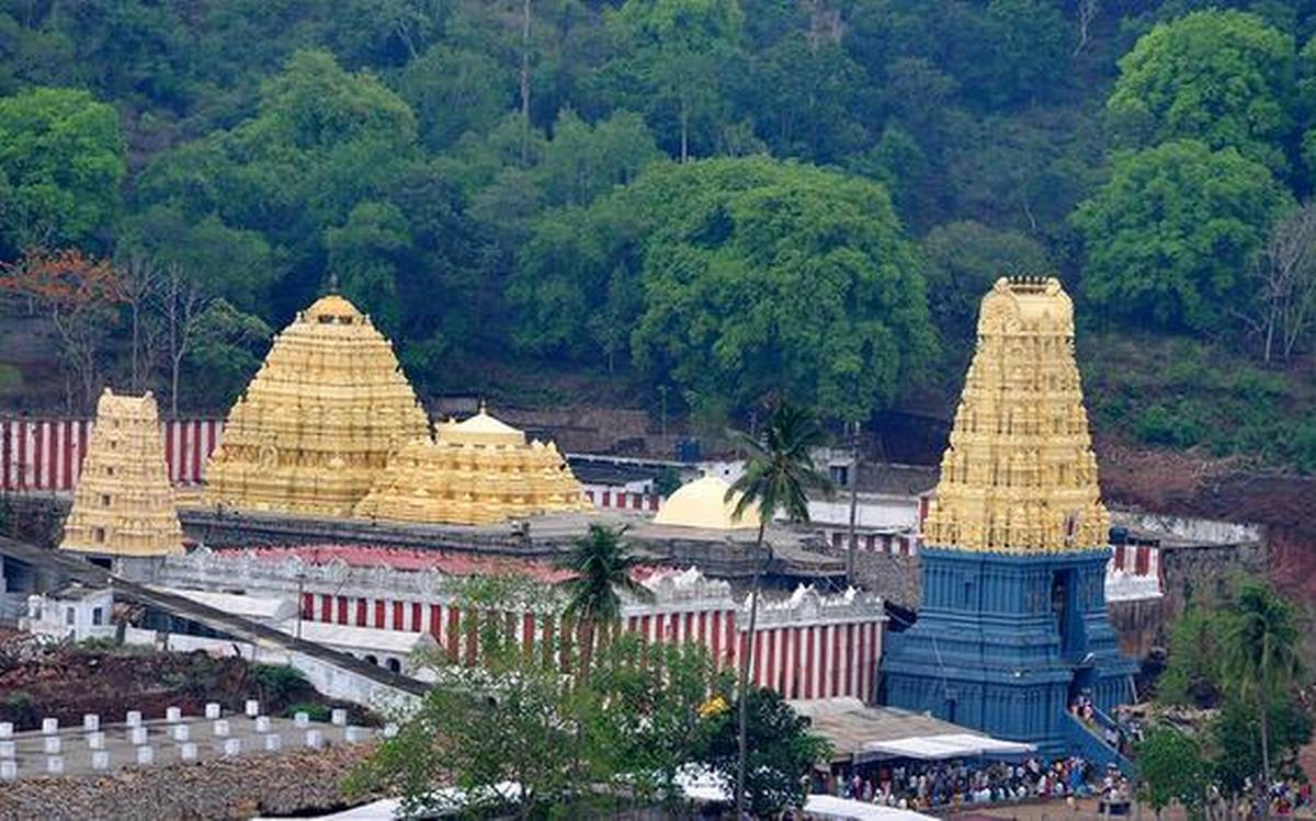Simh Simhachalam Temple- An Ideal Religious Refuge in Visakhapatnam, Andhra Pradesh