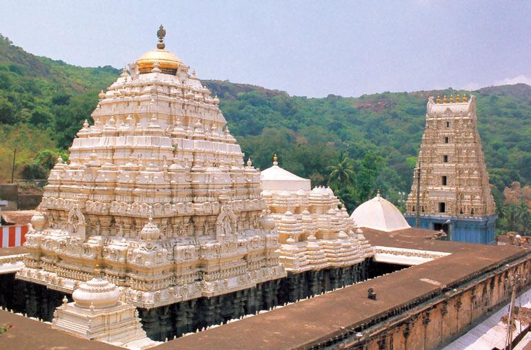 Incredible Temple To Visit In Andhra Pradesh-Simhachalam Temple
