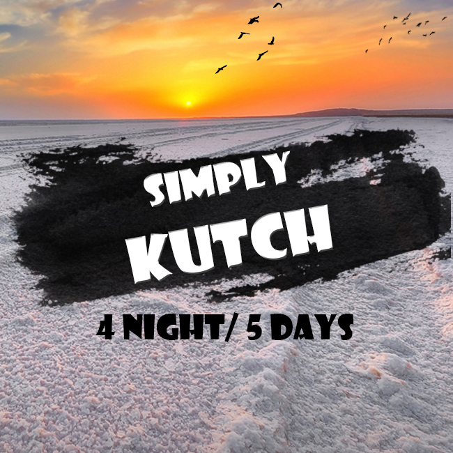 5Days - 4Nights Simply Kutch Travel