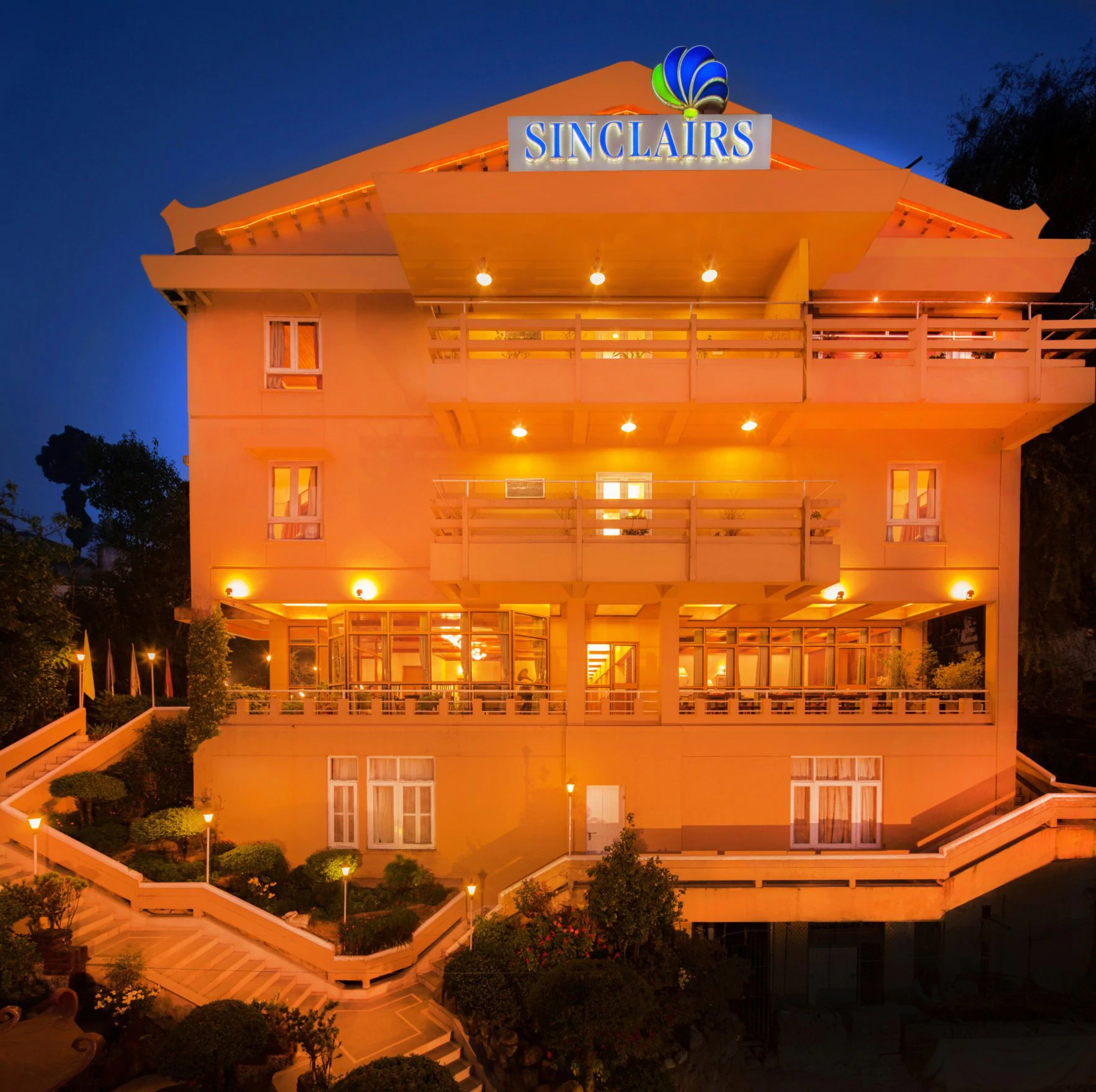 Sinclairs - Best Midrange Hotels to Stay in Darjeeling