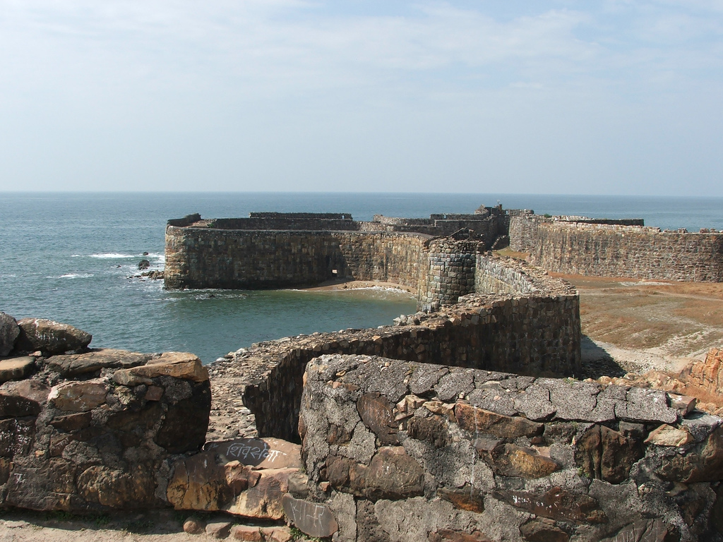 Sindhudurg Fort - The Fort That Chhatrapati Shivaji Maharaj Built