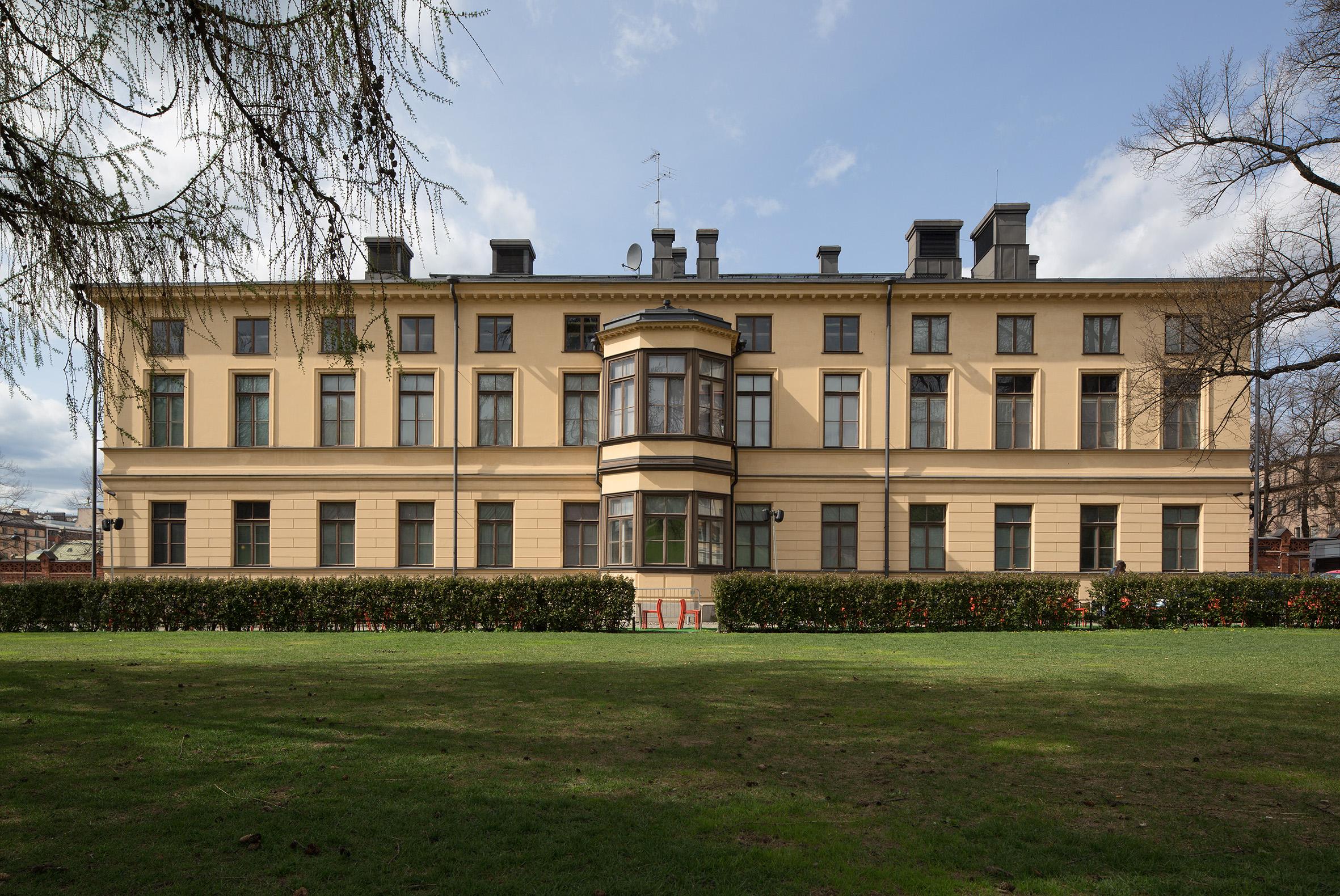 Sinebrychoff Art Museum-Helsinki Travel