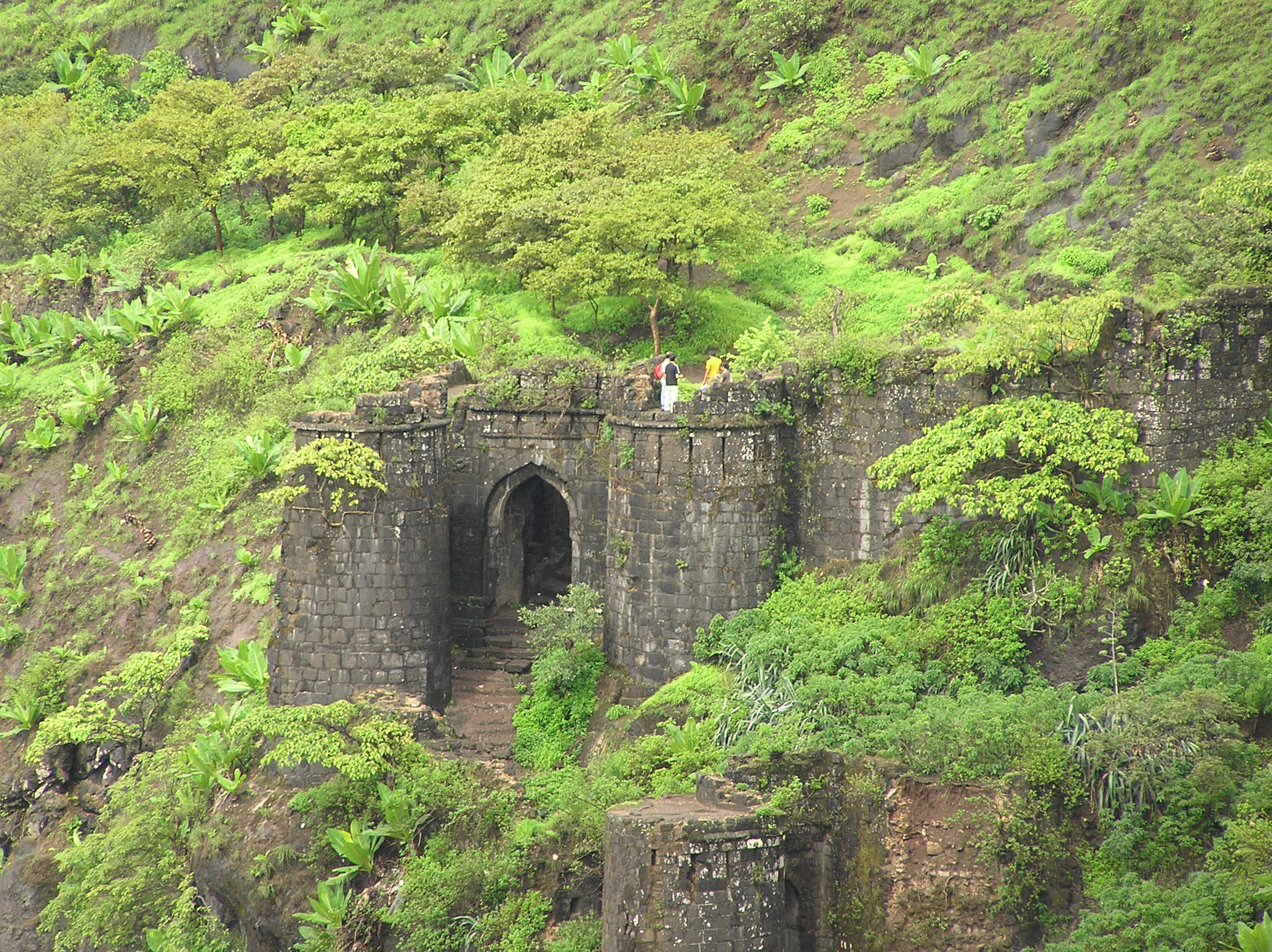 Sinhagad Fort - Amazing Fort Within 100 Kms from Pune
