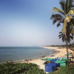 Sinquerim Beach - Amazing Beach in Goa For Watching Dolphins