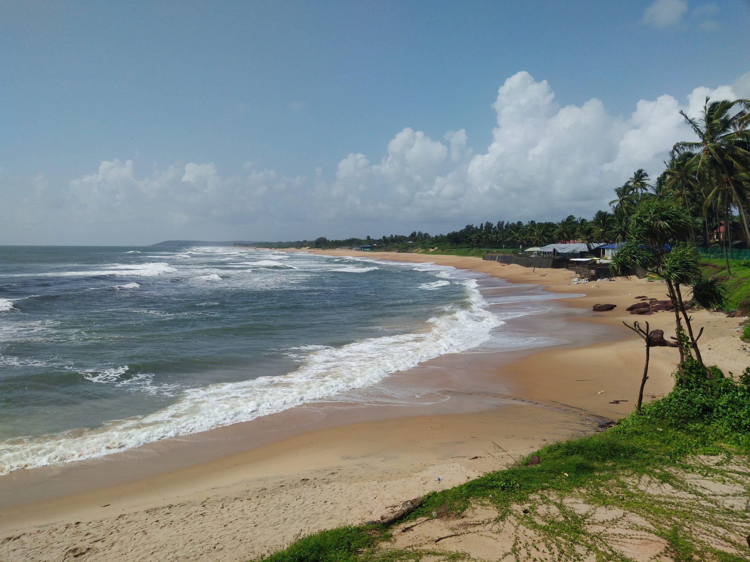 Sinquerim Beach - Best Beache in North Goa
