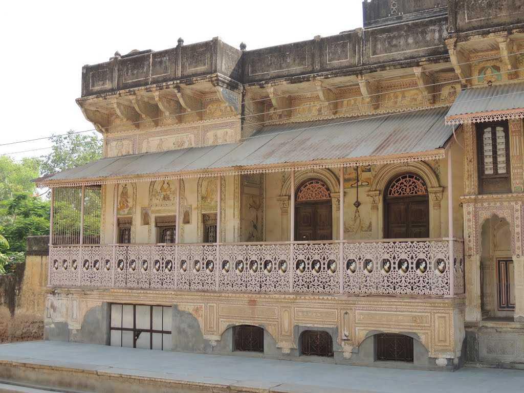 Amazing Place to Visit in and Around Fatehpur, Rajasthan-Sitaram Kedia ki Haveli