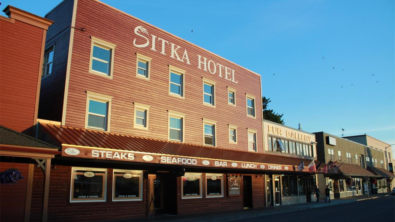 Sitka Hotel - Top Budget Hotel in Sitka City