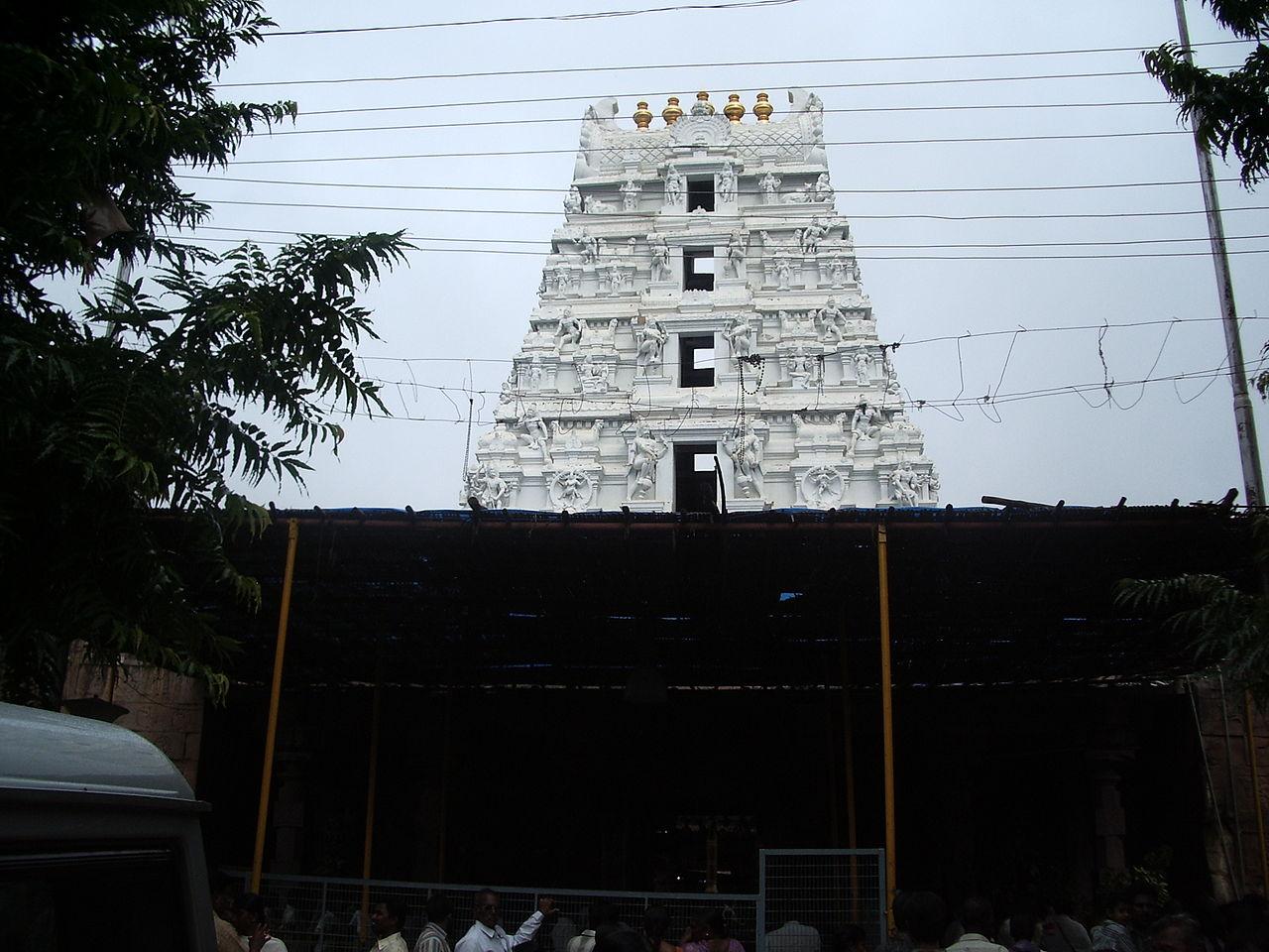 Attractions at Siva Mallikarjuna Temple in Srisailam