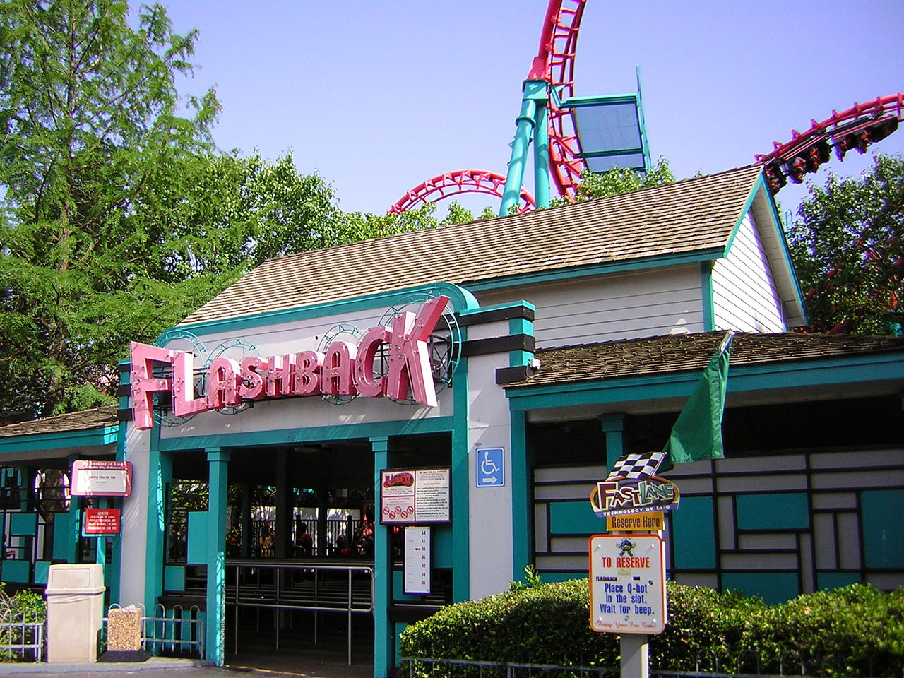 Best Haunted Location No One Visits in Dallas City-Six Flags Over Texas