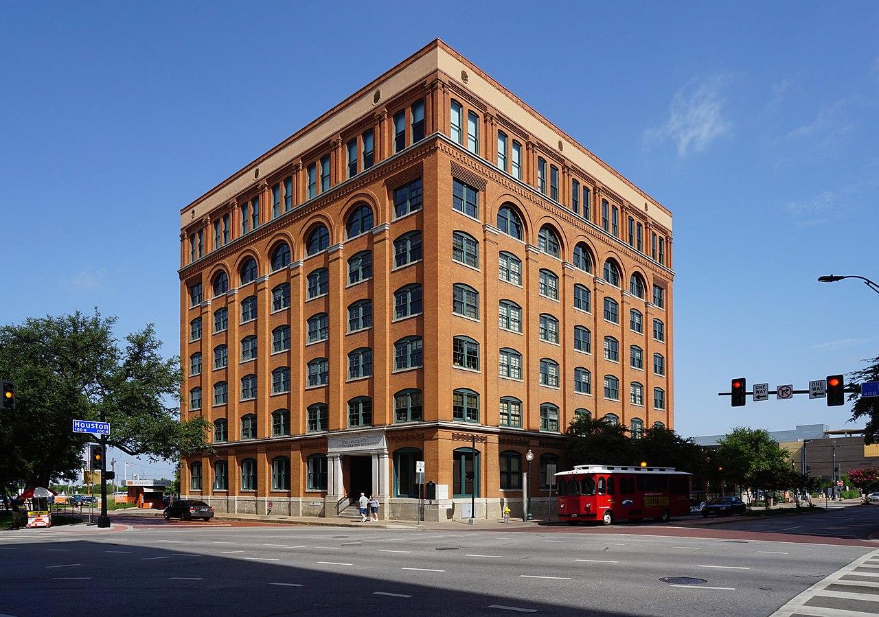 Attraction Museum In Dallas-Sixth Floor Museum